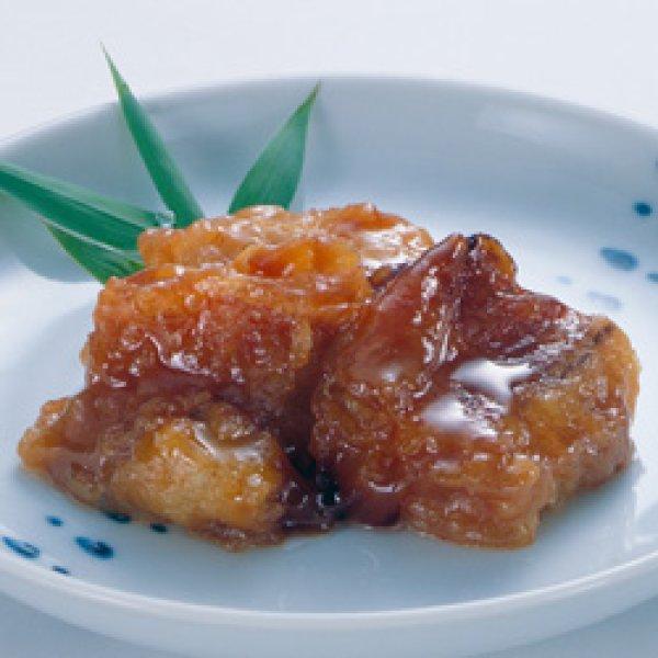 画像1: 柔らか白身魚の甘酢あん (1)