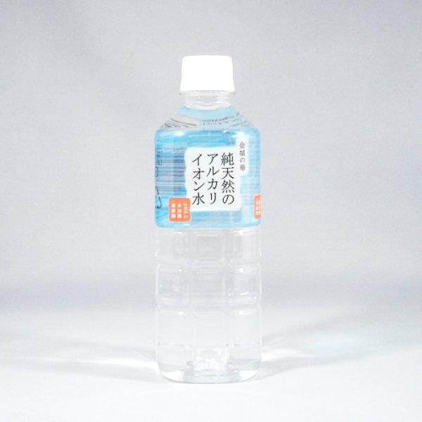 画像1: 純天然のアルカリイオン水 500ml (1)